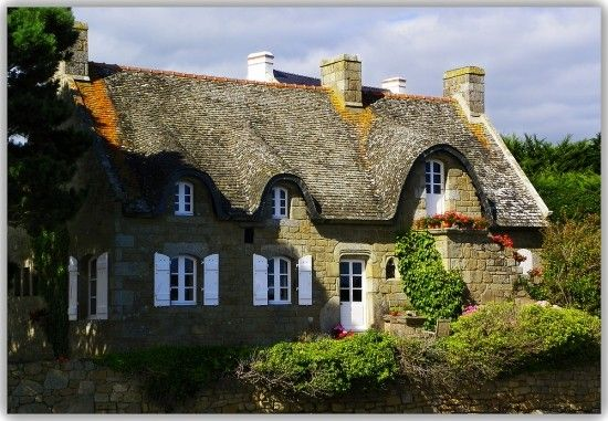 Maisons bretonnes page 4 - Maisons bretonnes typiques ...