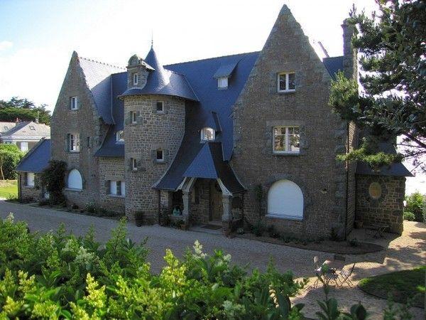 Saint lunaire maison nicolas hulot saint lunaire for Maison nicolas