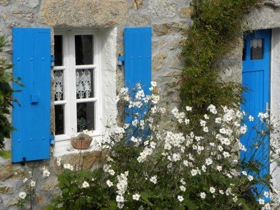 Maisons bretonnes page 3 - Entree bretonne typique ...