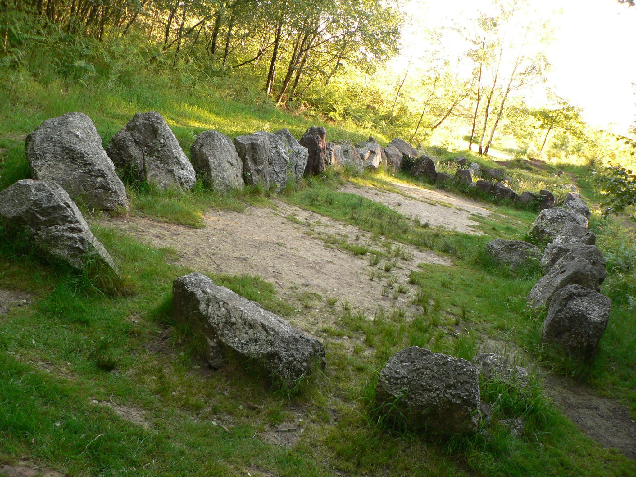 Contes et legendes en brttagne for Cote et jardin ile aux moines