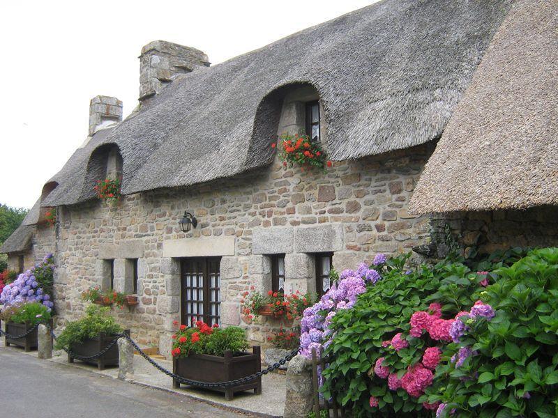 Maisons bretonnes page 5 - Maison traditionnelle bretonne ...